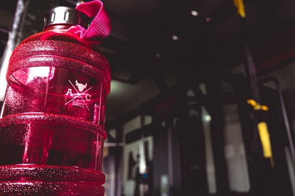 Athletic Culture I Pink Bottle