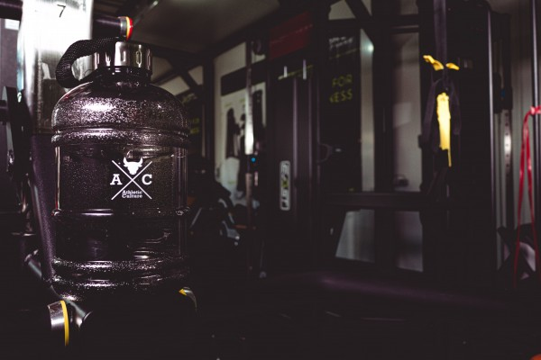 Athletic Culture I Water Jug