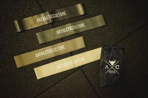 Athletic Culture I Resistance Bands 4er Set