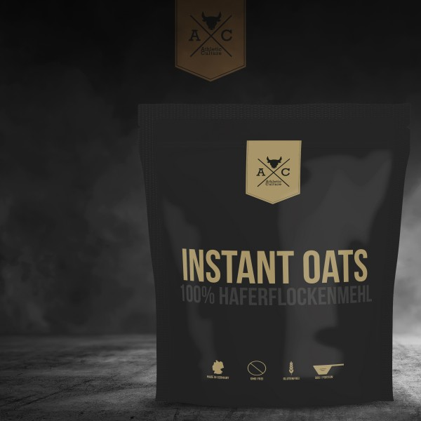 Athletic Culture I Instant Oats 2500g