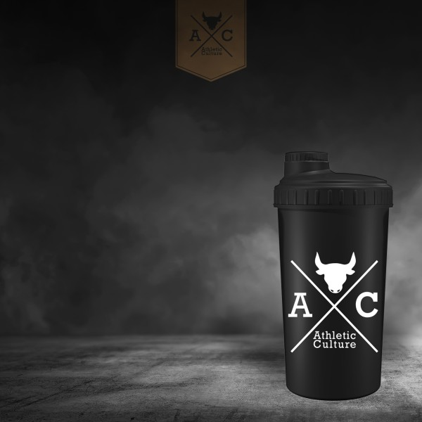 Athletic Culture I Shaker Black